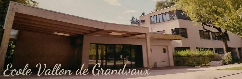 Ecole Vallon de Grandvaux